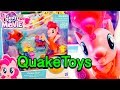 My Little Pony The Movie Pinkie Pie SeaPony Undersea Cafe Playset Crazy Crab Crabcakes MLP QuakeToys
