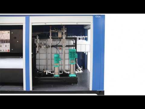 Производство битумных эмульсий. Установка битумная УВБ-1 (8 м.куб./час)