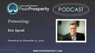 Eric Sprott: Global Gold Demand Is Overwhelming Supply
