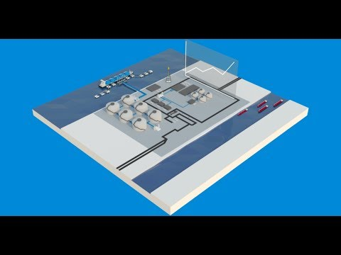 Bilfinger Tebodin - Schlüsselfertige LNG Lösungen