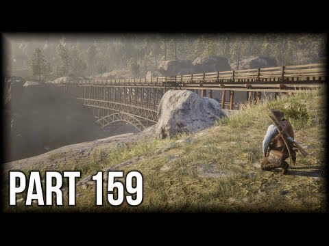 Red Dead Redemption 2 - 100% Walkthrough Part 159 [PS4 Pro] – The Bridge to Nowhere (Gold Medal) thumbnail