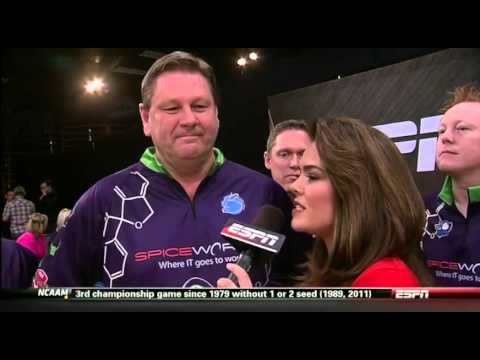 2014 PBA League: Confident quote from Atom Splitters GM Mark Baker