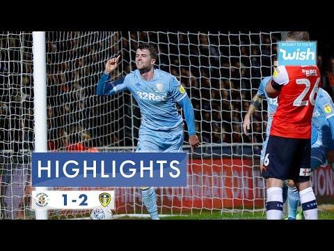Highlights | Luton Town 1-2 Leeds United | 2019/20 EFL Championship