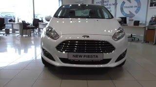 Ford Fiesta(Ford Fiesta с ярким характером, превосходной управляемостью и экономичным двигателем у официального дилера...., 2016-02-25T12:12:19.000Z)
