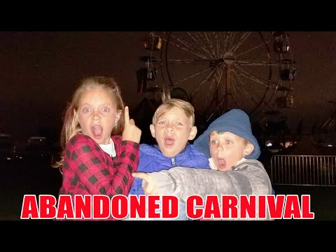 Abandoned Carnival Mystery With Jazzy Skye!