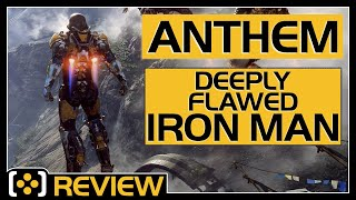 Anthem Review | Deeply Flawed Iron Man Simulator