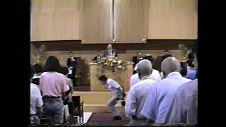 19890917信友堂獻堂感恩禮拜03_會眾唱詩_禱告_寇順舉牧師