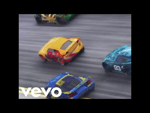 Cars 3 - Candy paint (Music video)