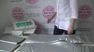Видеообзор  ИК штанов с рукавами В - 6200