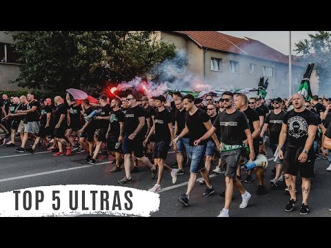 TOP 5 - Ultras Of The Week (04 - 11 August 2019)