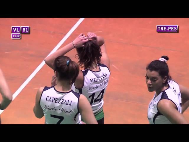 Trevi vs Pesaro - 2° Set