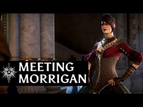 Dragon Age: Inquisition - Meeting Morrigan