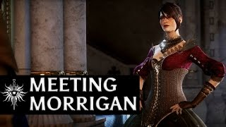 Dragon Age: Inquisition - Meeting Morrigan
