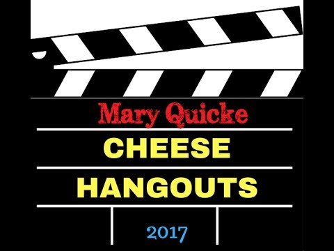 Babs Hogan Interviews Mary Quicke for Cheese Hangouts