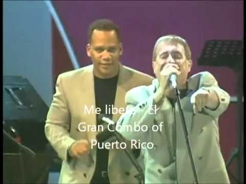 Me Libere - El Gran Combo from Puerto Rico