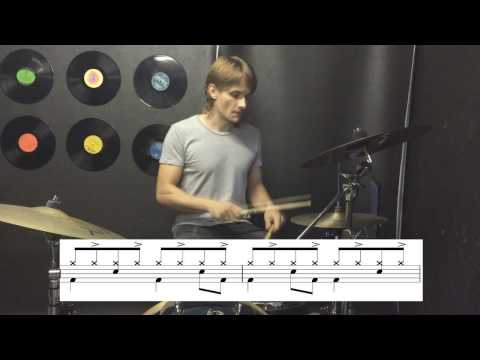 Learn Drums to Sweater Weather by The Neighbourhood