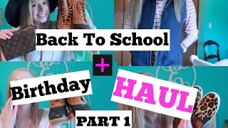 953cc14a77f2d HUGE BACK TO SCHOOL + BIRTHDAY HAUL PART 1 ft. LOUIS VUITTON