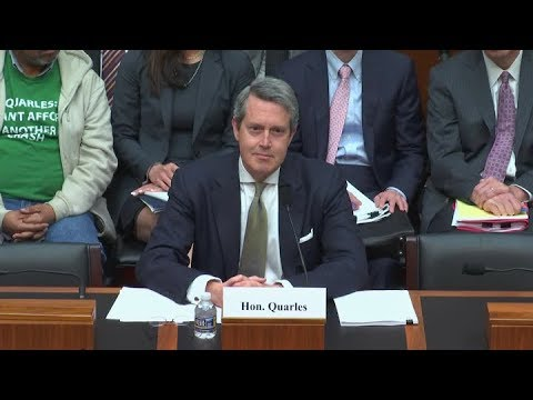 """041718 -- """"Semi-Annual Testimony on the Federal Reserve's..."""" (EventID=108192)"""