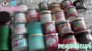 My Candle Collection: August 2015