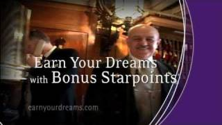 Hotel Deals – Earn Your Dreams with SPG Starwood Preferred Guest
