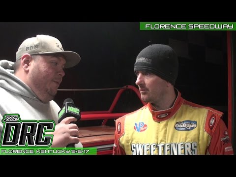 Florence Speedway | 5.6.17 | Ralph Latham Memorial | 2nd Place | Tim McCreadie