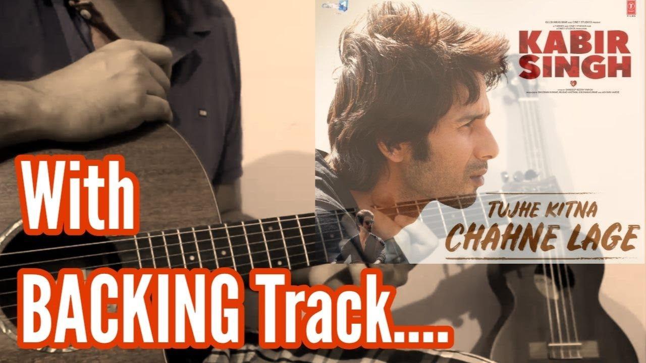 Tujhe Kitna Chahne Lage Hum Kabir Singh Guitar Tabs Chords