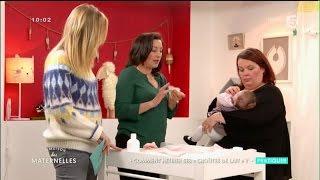 Bébé stop aux croûtes de lait - La Maison des Maternelles