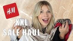 XXL H&M SALE  & TRY ON HAUL August 2019 I Kim Wood