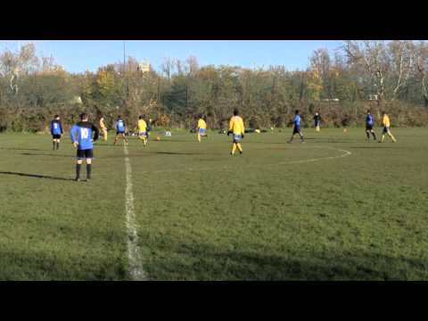 full match South Ealing- All saints 7:2