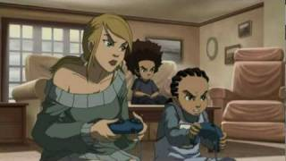 6/30/2010  7:13 PM Boondocks: Guess Hoes comming to dinner