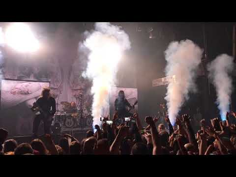 """Septicflesh performs """"Portrait of a Headless Man"""" live in Athens @Piraeus117 Academy, 17.02.2018"""