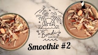 How To Make Awesome Healthy Banana And Peanut Butter Smoothie