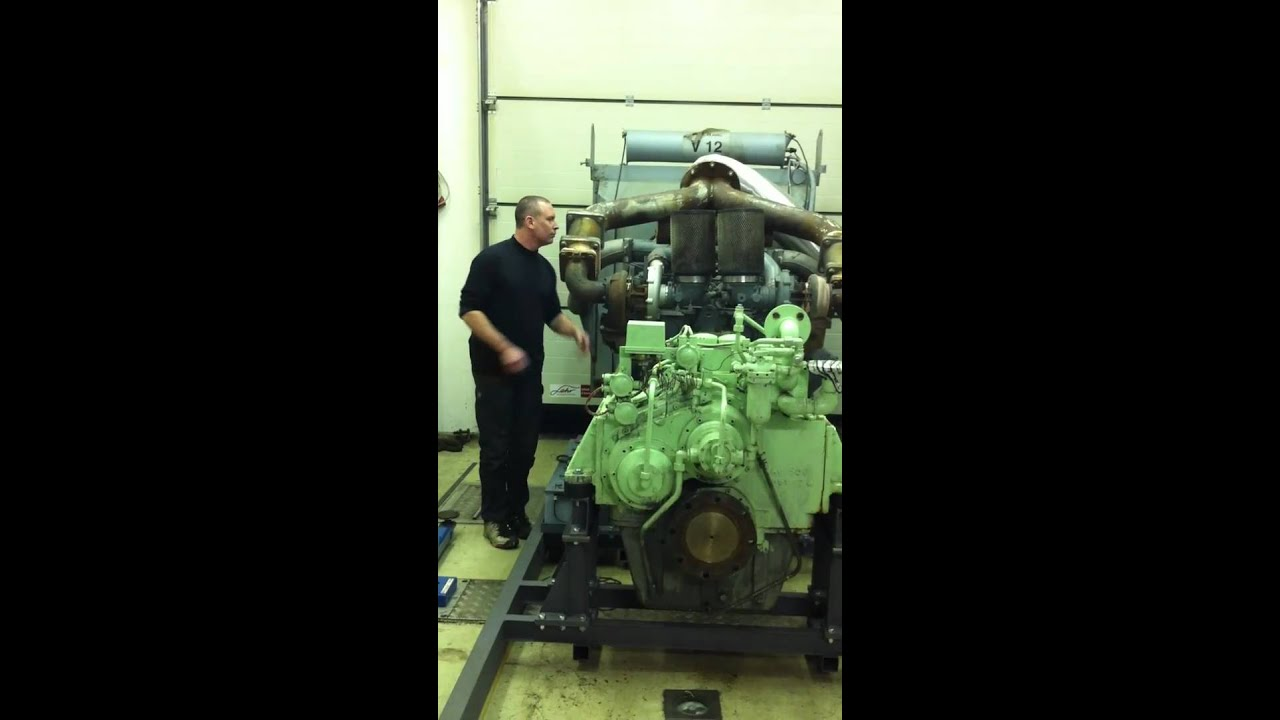 Engine Blow Up