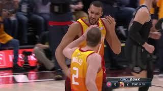 2nd Quarter, One Box Video: Utah Jazz vs. Detroit Pistons