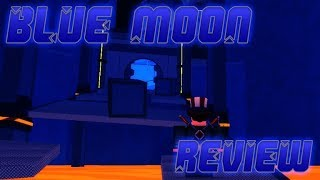 Roblox - Flood Escape 2 - Blue Moon Review! (Added To The Game!)