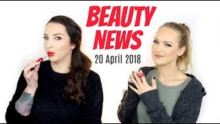 Beauty News - 20 April 2018 | New Releases & Updates