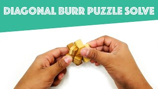 Download How To Solve 6 Piece Wooden Burr Puzzle In Hindi
