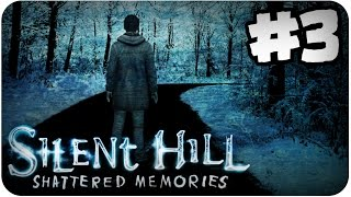 Silent Hill Shattered Memories [Part 3] Wii Gameplay