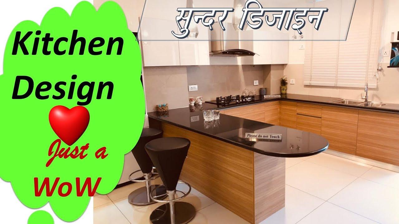 complete kitchen design with detail  best modular kitchen