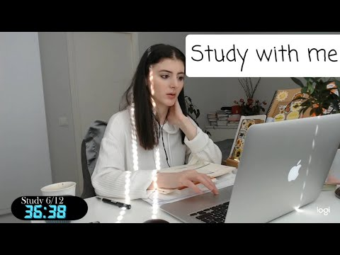 Study with me live pomodoro 9  hours