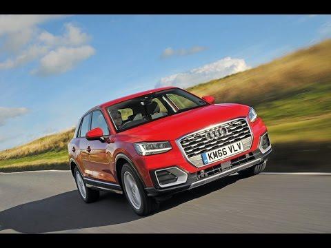 Audi Q2 Review (2017)