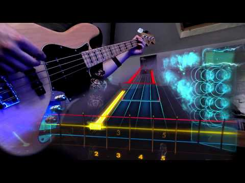 Rocksmith 2014 - Bass - Muse - Knights Of Cydonia (with Tapping Solo)