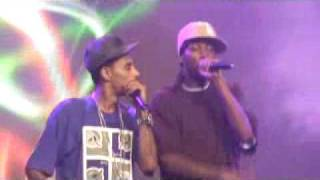 Bone Thugs N Harmony - Crossroads - Live in Manila