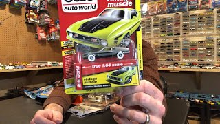 Diecast Weekly Ep. 126 - Auto World Raw Chase and Monthly Meet Grabs.