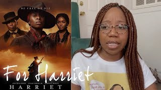 Let's talk about the Harriet Tubman movie.