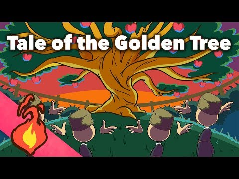 Tale Of The Golden Tree - Nart Sagas - North Caucasus Myth #1 - Extra Mythology