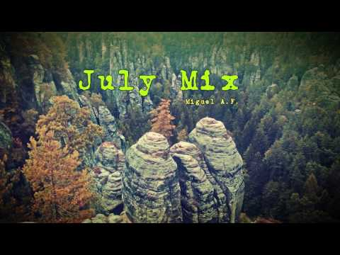 July Mix (Techno Melodic Summer 2017, Tale Of Us, Recondite, Lane 8...)