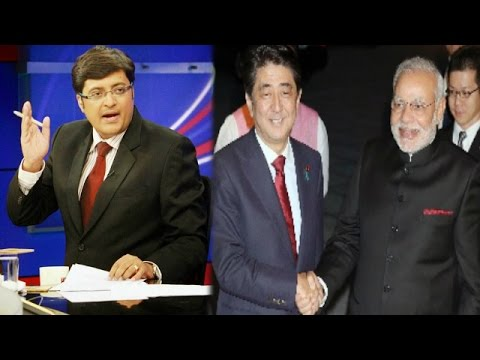 The Newshour Debate: Narendra Modi's muscular diplomacy (1st September 2014)