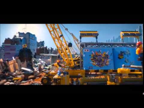 The Lego Movie   Everything is awesome song