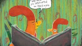 Interrupting Chicken by David Ezra Stein Book Trailer